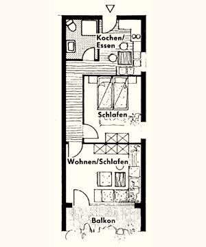 Zimmerplan App Typ A