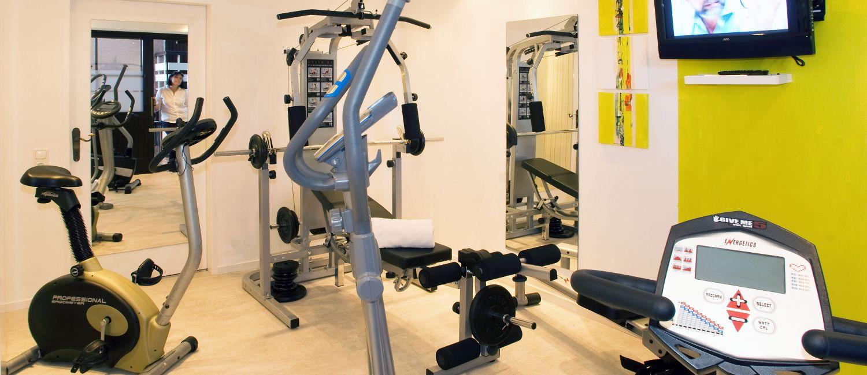 Fitness im Hotel Elisabeth am Wörthersee