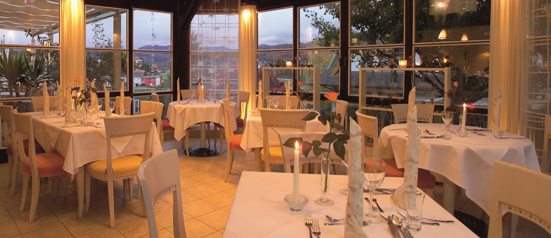 Restaurant im Hotel Elisabeth am Wörthersee