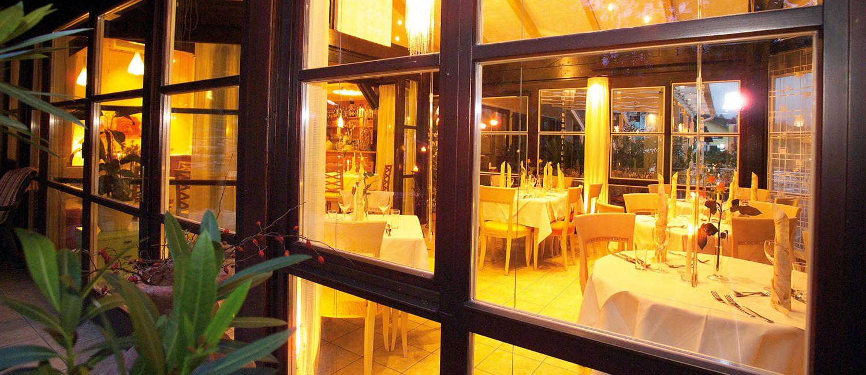 Restaurant im Hotel Elisabeth